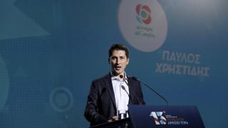 Χρηστίδης: Τα σενάρια των εκλογών πηγάζουν από το Μαξίμου