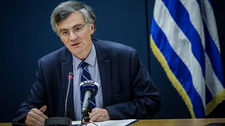 Κορωνοϊός: Χωρίς τον Σωτήρη Τσιόδρα η ενημέρωση του υπουργείου Υγείας