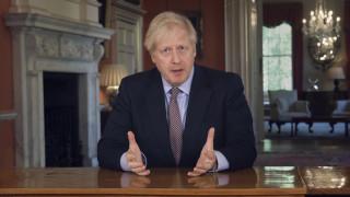 Κορωνοϊός - Βρετανία: Μέτρα χαλάρωσης του lockdown ανακοίνωσε ο Τζόνσον