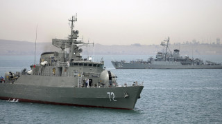 Ιράν: Πολεμικό πλοίο «χτυπήθηκε κατά λάθος» από πύραυλο κατά τη διάρκεια γυμνασίων