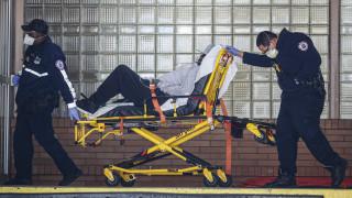 Κορωνοϊός στις ΗΠΑ: 776 θάνατοι σε 24 ώρες - Ο χαμηλότερος αριθμός νεκρών από το Μάρτιο