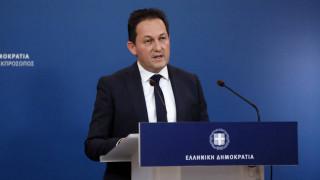 Πέτσας στο CNN Greece: Δεν έχουν βάση τα σενάρια ανασχηματισμού ή πρόωρων εκλογών