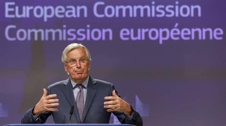 Brexit: Χωρίς μεγάλες φιλοδοξίες επαναλαμβάνονται οι συνομιλίες Βρυξελλών-Λονδίνου