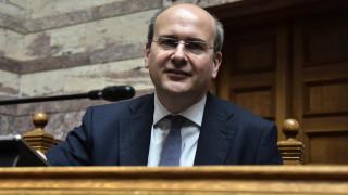 Χατζηδάκης: Έμμεση απάντηση στην τουρκική προκλητικότητα ο αγωγός East Med