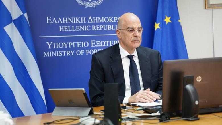 Κοινή διακήρυξη πέντε ΥΠΕΞ με καταδίκη των τουρκικών προκλήσεων