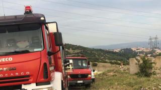 Θεσσαλονίκη: Επιχείρηση απεγκλωβισμού λόγω τροχαίου - Πληροφορίες για απόπειρα αυτοκτονίας