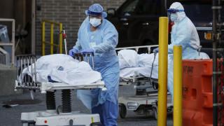 Κορωνοϊός: Λιγότεροι από 900 νεκροί στις ΗΠΑ για δεύτερη συνεχόμενη μέρα