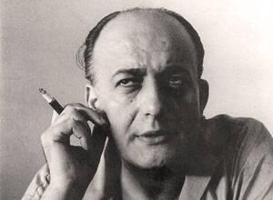 1992, Αθήνα. Πεθαίνει ο σπουδαίος ποιητής και στιχουργός Νίκος Γκάτσος.