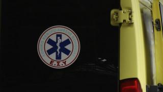 Τροχαίο στα Τρίκαλα: Φορτηγάκι έπεσε επάνω σε βυτιοφόρο - Ένας τραυματίας