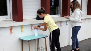 Κορωνοϊός - Γαλλία: Επιστροφή στα θρανία για τους μαθητές δημοτικού μετά από δύο μήνες
