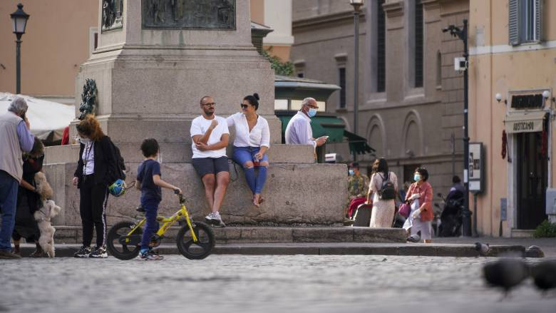 Κορωνοϊός - Ιταλία: Αύξηση των κρουσμάτων με μικρή μείωση των νεκρών