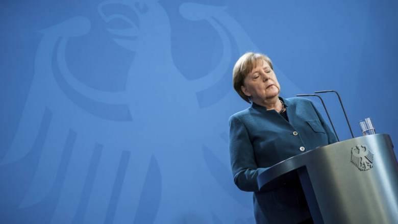 Κορωνοϊός - Μέρκελ: Η Γερμανία πρέπει να βοηθήσει τις χώρες της ΕΕ που χτυπήθηκαν από την πανδημία