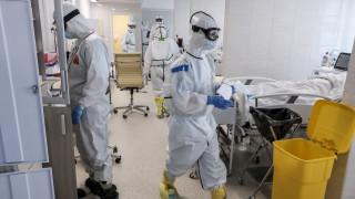 Κορωνοϊός - Ρωσία: 400 εστίες μετάδοσης σε νοσοκομεία
