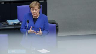 Μέρκελ: Μπήκα στο στόχαστρο Ρώσων χάκερς