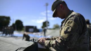 Ο αμερικανικός στρατός ξαναρχίζει τα στρατιωτικά γυμνάσια στην Ευρώπη