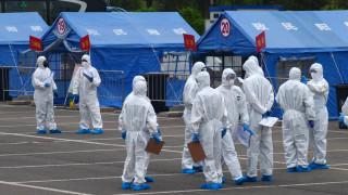 Κορωνοϊός: Υπό τον φόβο νέου κύματος μολύνσεων κάνουν τεστ σε 11 εκατ. κατοίκους στη Γουχάν