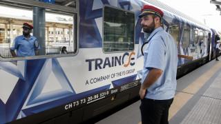 TΡΑΙΝΟΣΕ: Ξεκινούν τα δρομολόγια στον άξονα Αθήνας–Θεσσαλονίκης από τις 18 Μαΐου