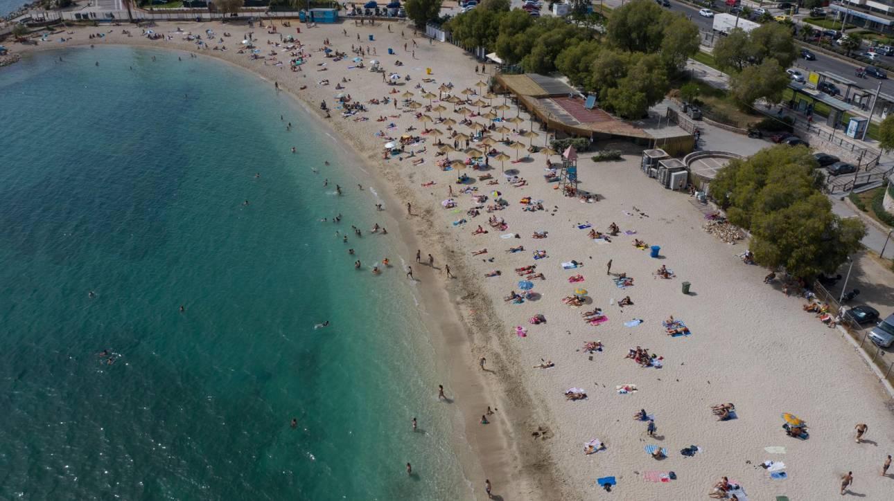 Πώς θα λειτουργούν από το Σάββατο οι παραλίες - Τσουχτερά πρόστιμα στους παραβάτες