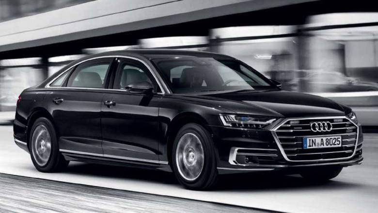 Αυτοκίνητο: Το θωρακισμένο Audi A8 L Security αντέχει ακόμα και σε επιθέσεις με χειροβομβίδες