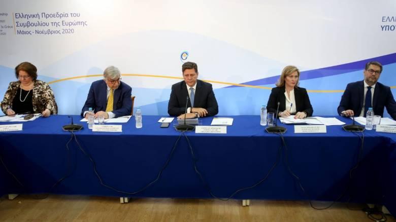Η Ελλάδα στην προεδρία του Συμβουλίου της Ευρώπης: Οι προτεραιότητες και η ατζέντα