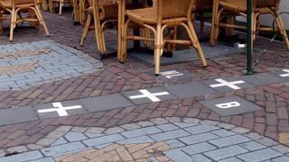 Μπάαρλε: Μια πόλη που ανήκει σε δύο χώρες και τη χώρισε ο κορωνοϊός