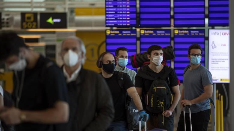 Κορωνοϊός - Ισπανία: Σε καραντίνα οι ταξιδιώτες από το εξωτερικό - «Ανταποδίδει» η Γαλλία