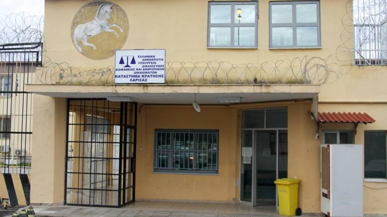 Άγρια δολοφονία στις φυλακές της Λάρισας