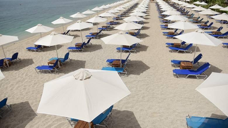 Κορωνοϊός: «Μένουμε ασφαλείς» στις παραλίες - Οδηγίες για τους λουόμενους