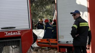 Τραγωδία στο Λουτράκι: Τι αναφέρει ο εκπρόσωπος της Πυροσβεστικής για τους τέσσερις νεκρούς