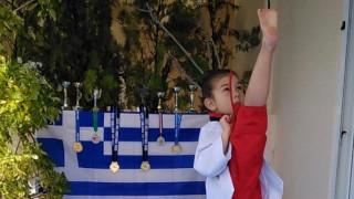Αθλητικός Όμιλος Γέρακα: Δυο μικρές αθλήτριες κατακτούν την κορυφή και πάνε την Ελλάδα ψηλά