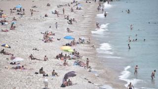 Θερμή «εισβολή»: Πού ξεπέρασε τους 41 βαθμούς η θερμοκρασία