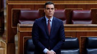 Κορωνοϊός - Ισπανία: Παράταση της έκτακτης ανάγκης ζητά ο Σάντσεθ από το κοινοβούλιο