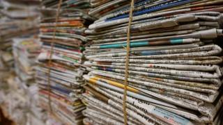 Τα πρωτοσέλιδα των κυριακάτικων εφημερίδων (17 Μαΐου 2020)