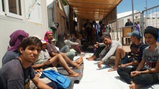 Χίος: Στο νοσοκομείο με συμπτώματα δηλητηρίασης αιτούντες άσυλο