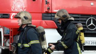 Συναγερμός στη Θεσσαλονίκη: Διαρροή υγραερίου σε βενζινάδικο