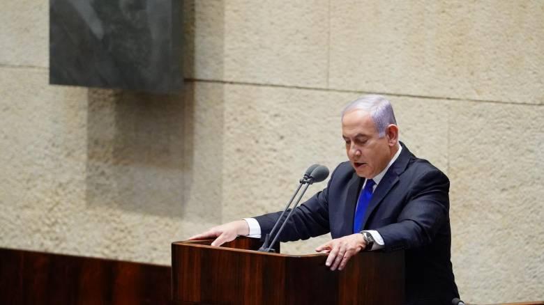 Ισραήλ: Ο Νετανιάχου παρουσίασε τη νέα κυβέρνηση ενότητας