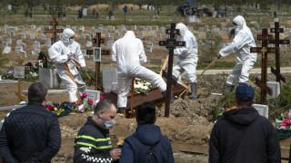 Κορωνοϊός - Ανάλυση CNNi: Καταστροφή στη Μόσχα - Διασπορά του ιού σε όλη τη ρωσική επικράτεια