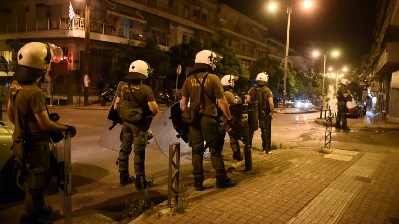 Θεσσαλονίκη: 10 προσαγωγές μετά από τα επεισόδια