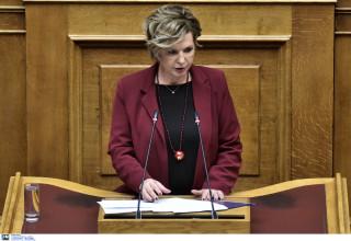 Γεροβασίλη στο CNN Greece: Ο χρόνος λειτουργεί σε βάρος του Μητσοτάκη