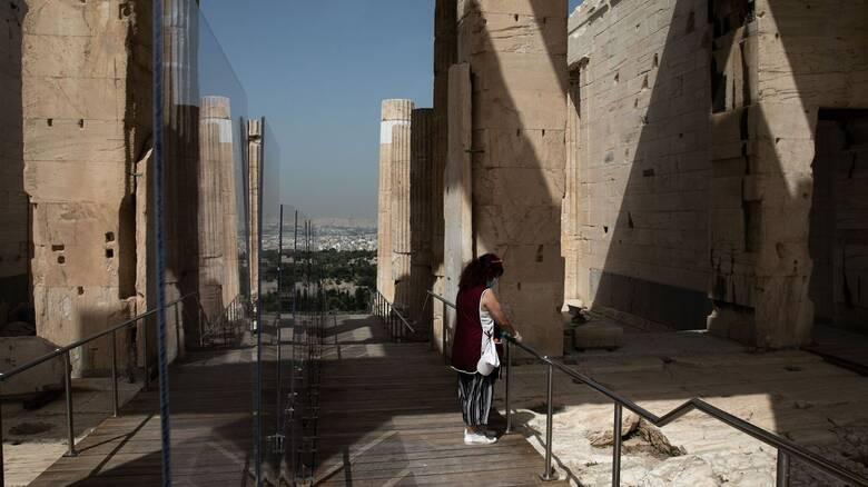 Η επαναλειτουργία της Ακρόπολης «ταξιδεύει» σε όλο τον κόσμο