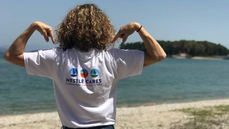 Nestlé Ελλάς: Εκείνοι που νοιάζονται για όσους έχουν ανάγκη την κρίσιμη αυτή περίοδο