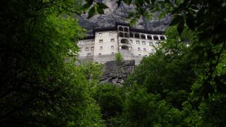 Παναγία Σουμελά: Ολοκληρώνονται οι εργασίες αναστήλωσης του ιστορικού μοναστηριού