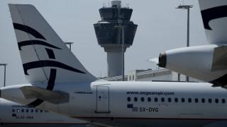 Κρατική στήριξη αλλά όχι κρατικοποίηση ζητά η Aegean Airlines