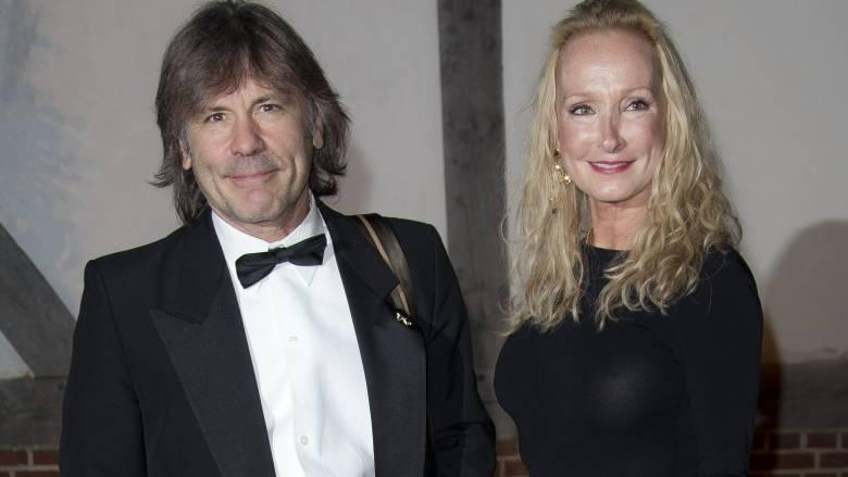 Μπρους Ντίκινσον: Νεκρή η πρώην σύζυγος του frontman των Iron Maiden