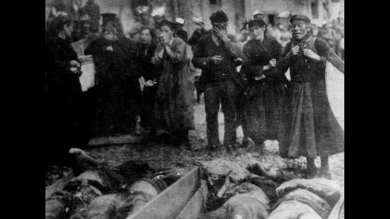 1919, Σαμψούς. Ο Κεμάλ Ατατούρκ αποβιβάζεται στη Σαμψούντα και αρχίζει τη δεύτερη και σκληρότερη φάση της Γενοκτονίας των Ποντίων.