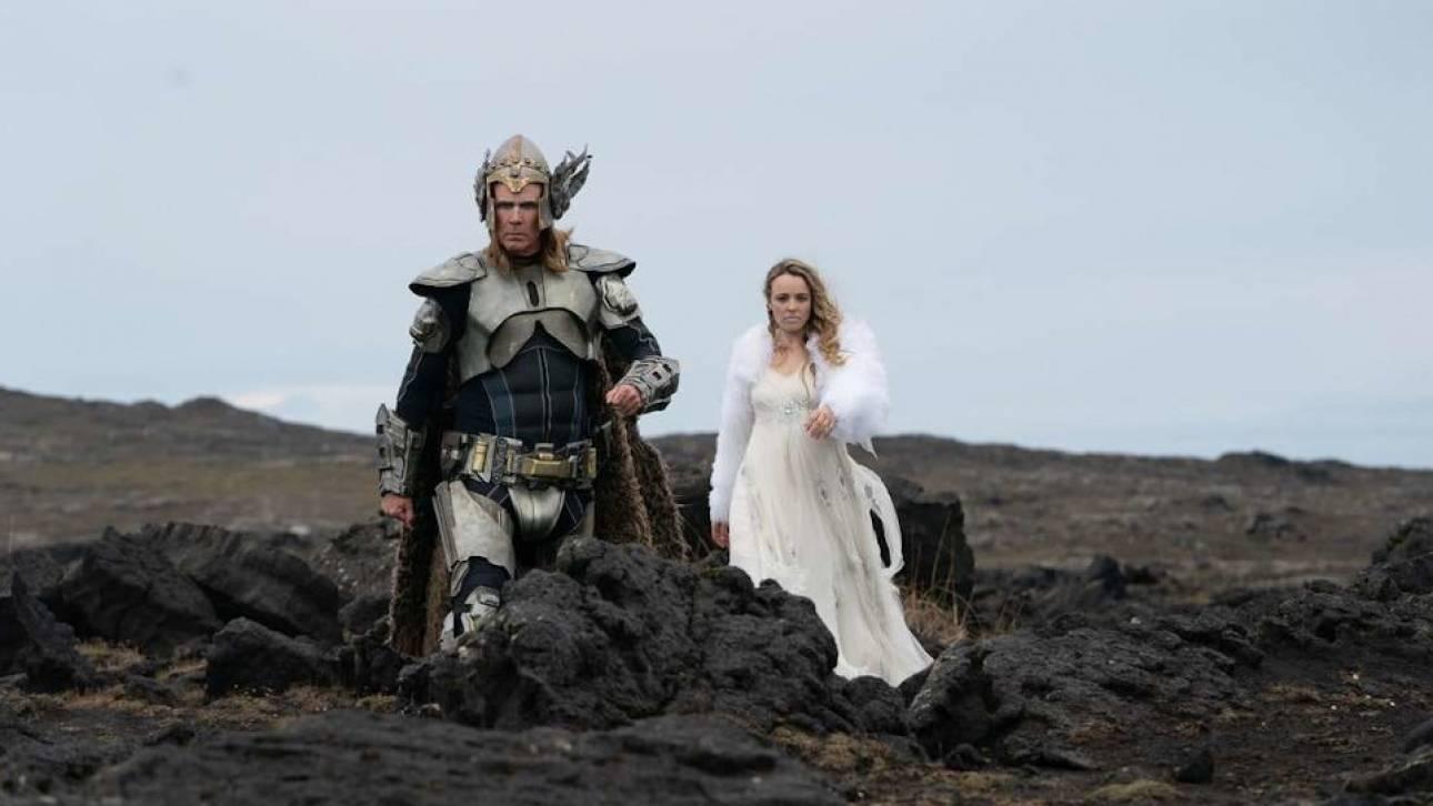 Ο Γουίλ Φέρελ και η Ρέιτσελ ΜακΆνταμς σε μία ταινία παρωδία της Eurovision στο Netflix (trailer)
