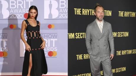 Ίρις Λο: Η κόρη του Τζουντ Λο κατακτά τον κόσμο της μόδας
