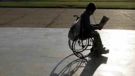 Άτομα με αναπηρίες και καραντίνα