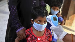 Κορωνοϊός: Τα παιδιά φαίνεται πως δεν μεταδίδουν τον ιό, λένε επιδημιολόγοι