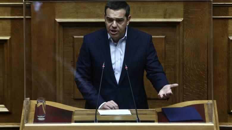 Τσίπρας: Προειλημμένη η απόφαση παραπομπής Παπαγγελόπουλου - Φιάσκο η προανακριτική επιτροπή